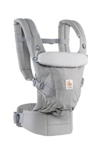 Ergobaby ADAPT Baby Carrier Pearl Grey 10