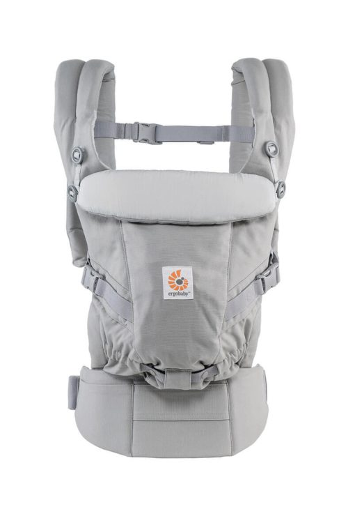 Ergobaby ADAPT Baby Carrier Pearl Grey 4