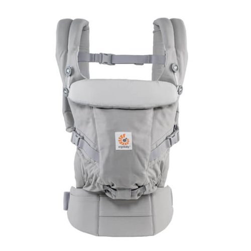 Ergobaby ADAPT Baby Carrier Pearl Grey 5
