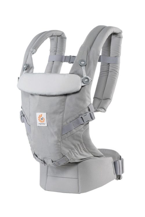 Ergobaby ADAPT Baby Carrier Pearl Grey 7