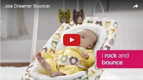 Joie Dreamer Bouncer Video Review