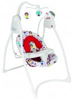 Graco Love N Hug - Circus with plug