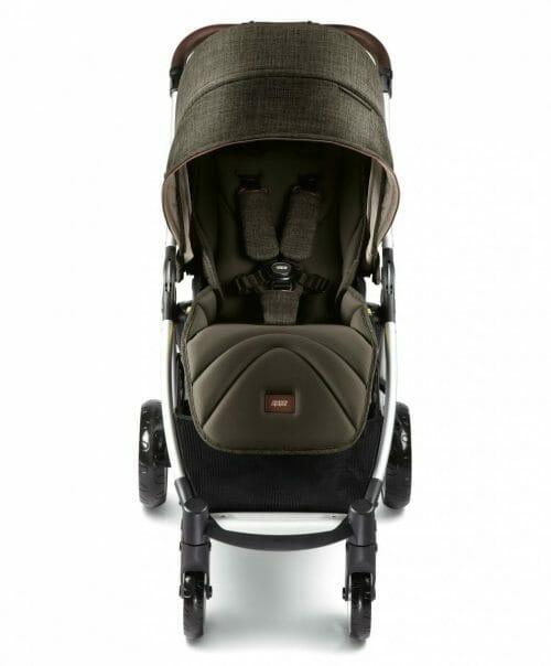 Mamas and Papas Armadillo XT Stroller Khaki Front