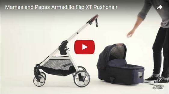 Mamas and Papas Armadillo Flip XT Video Review