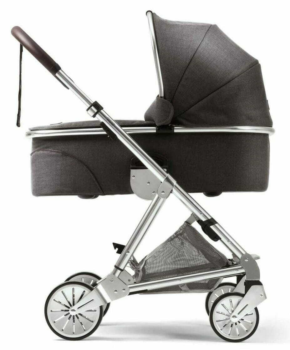 Mamas and Papas Urbo 2 Travel System With Carry Cot Chestnut