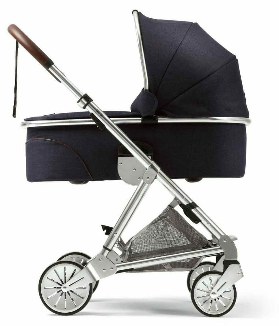 Mamas and Papas Urbo 2 Travel System With Carry Cot Navy