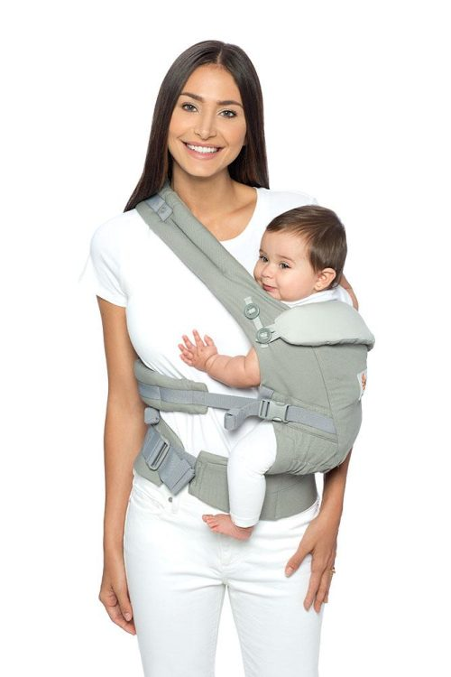 Multi Position Baby Carrier Hip Carry Position 6 Months And Up