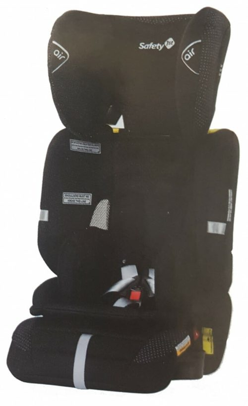 Safety 1st Prime Ap Convertible Booster Seat Midnight Black
