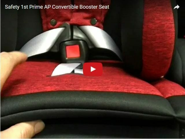Safety 1st Prime AP Video Review