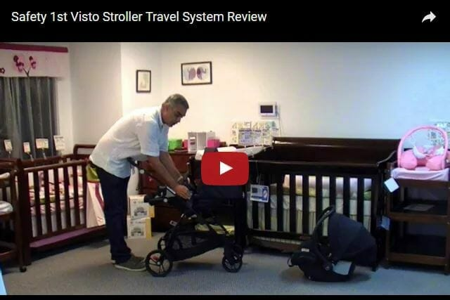 Safety 1st Visto Stroller Viewo Review