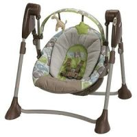 Graco Swing By Me - Sequoia