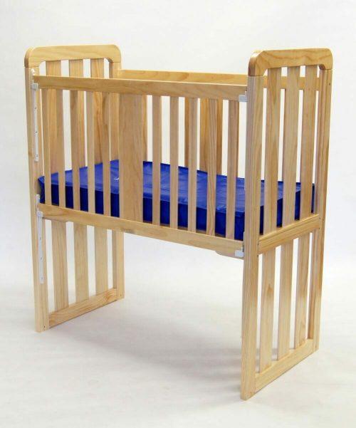 babyhood Ergonomic Cot Drop Side Up
