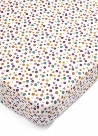 Mamas and Papas Timbuktales Cot Fitted Sheets Girls