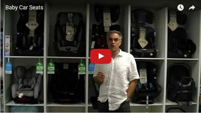 Baby Car Seats Video