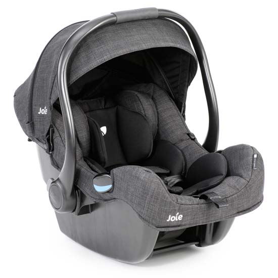 Joie i-Gemm ISOFIX infant car seat 3 quarter