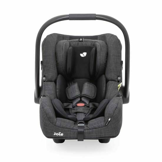 Joie i-Gemm ISOFIX infant car seat Front-View