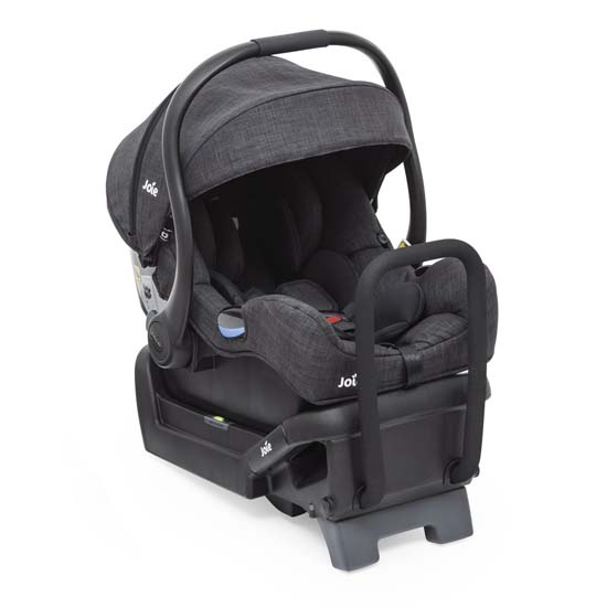 Joie i-Gemm ISOFIX infant car seat Pavement With Base