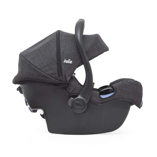 Joie i-Gemm ISOFIX infant car seat Side-View