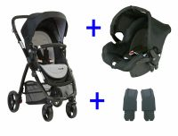 Safety 1st Visto Travel System