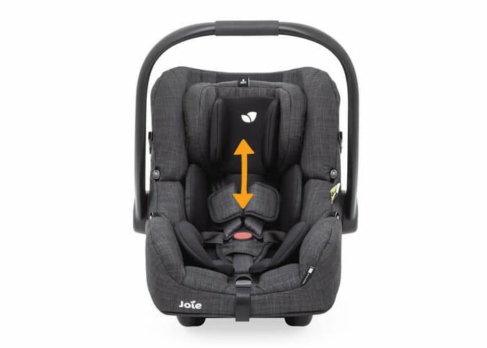 I Gemm Integrated Headrest