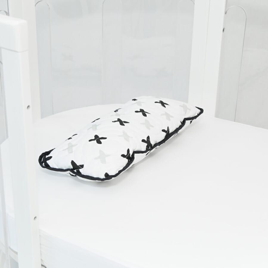 Amani Bebe Kaylula Tic Tac Toe Pillow