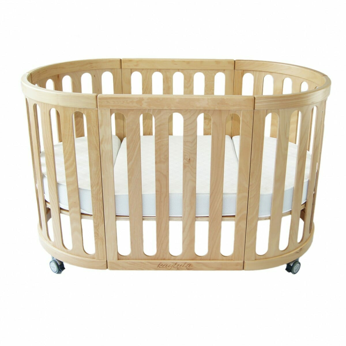 Kaylula Sova Classic 5 in 1 Cot Beech Cot