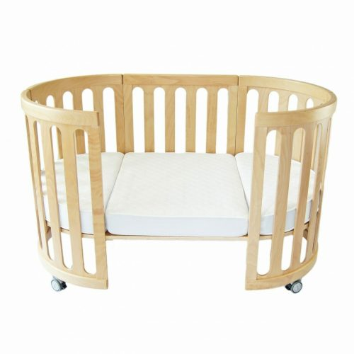 Kaylula Sova Classic Cot Beech Toddler Bed