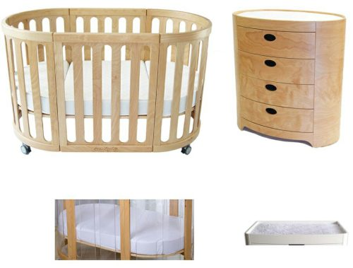 Kaylula Sova Classic Cot Sova Chest 4 Pce Package Deal