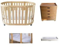 Kaylula Sova Classic Cot Stor Chest 4 Pce Package Deal
