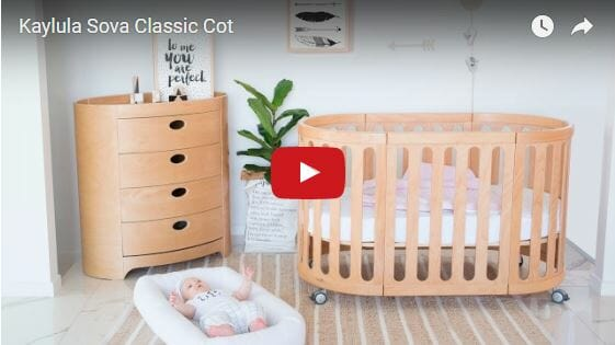 Kaylula Sova Classic Cot Video Review