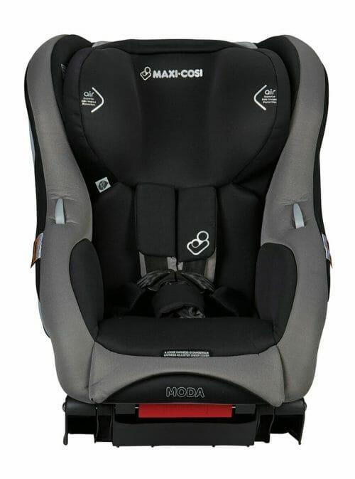 Maxi Cosi Moda Convertible Car Seat Eclipse front