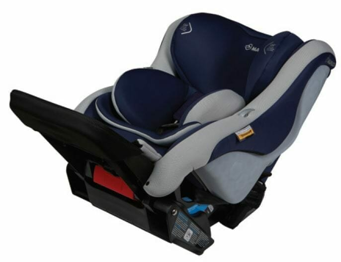 Maxi Cosi Moda Convertible Car Seat With Footrest Cover
