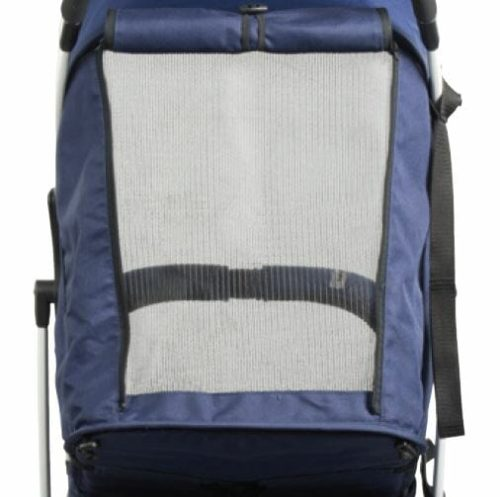 Safety First Nook Stroller Large Viewing Window and Air Flow