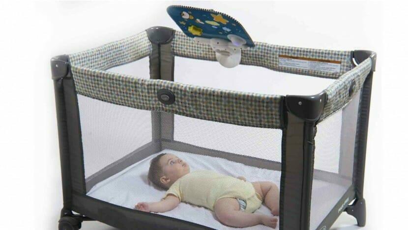 Tiny Love Double Sided Crib Toy