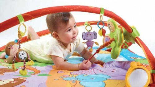Tiny Love Gymini Move & Play Activity Gym