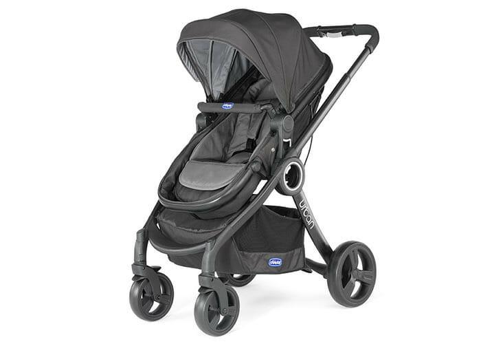 Chicco Urban Plus Stroller Anthracite