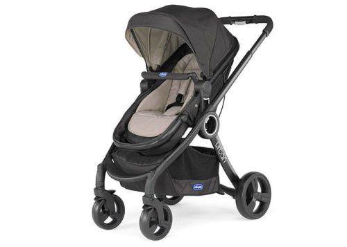 Chicco Urban Plus Stroller Beige