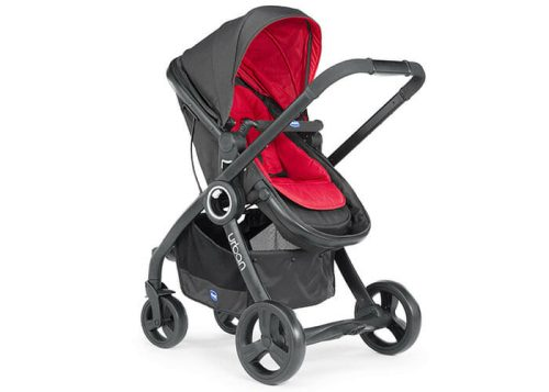 Chicco Urban Plus Red Rear Facing Seat