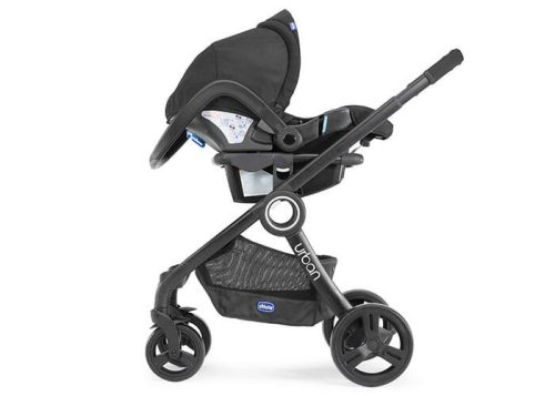 Chicco Urban Plus Red as Travel System