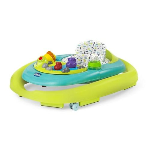 Chicco Walky Talky Baby Walker Spring Flat Fold