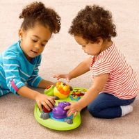 Chicco Walky Talky Baby Walker Spring Entertainment