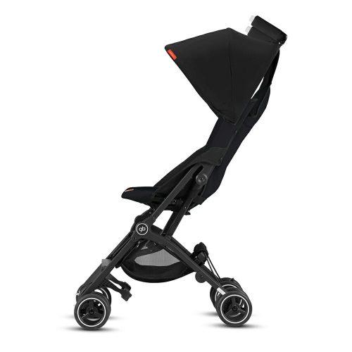 Gb Pockit+ Stroller – Satin Black Side