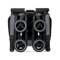 Gb Pockit+ Stroller – Silver Fox Grey Fold Ultra Compact