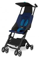 GB Pockit Compact Stroller Sea Port Blue