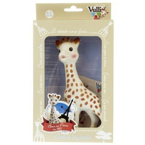 Sophie The Giraffe Packaging