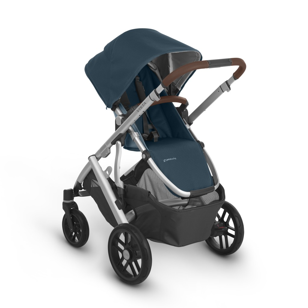 Uppababy Vista V2 Finn Reversed