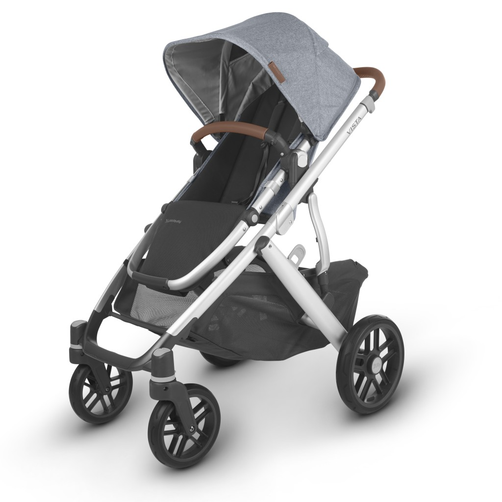 Uppababy Vista V2 Gregory Hero