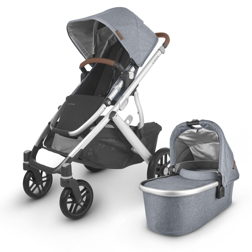 Uppababy Vista V2 Gregory Set