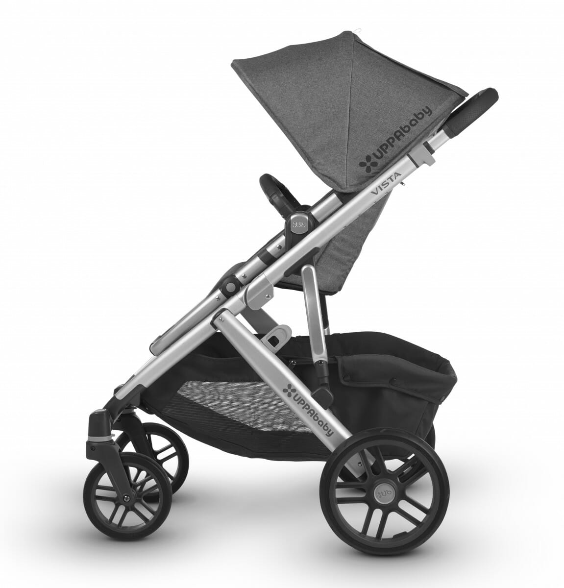 UPPAbaby Vista 2018 JORDAN Side