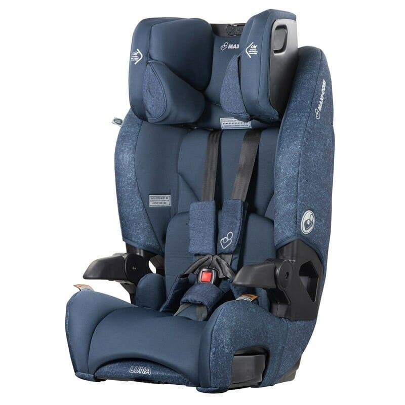 Maxi Cosi Luna G Nomad Blue headrest up